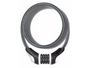 ONGUARD Neon Combo Cable Lock 180cm x 10mm 10mm White  click to zoom image