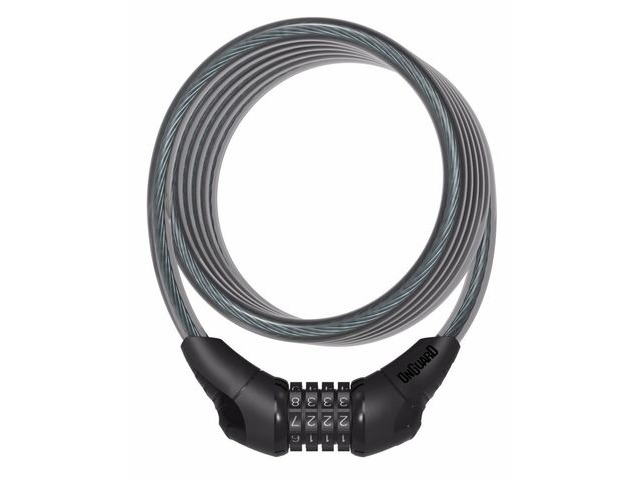 ONGUARD Neon Combo Cable Lock 180cm x 12mm click to zoom image
