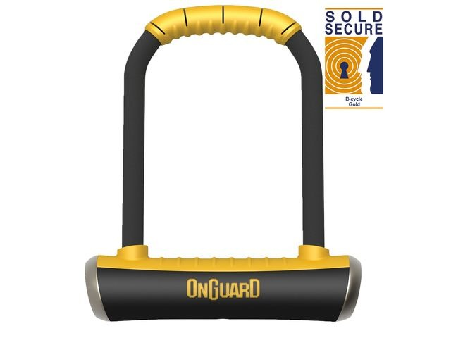ONGUARD Brute Std 8001 U-Lock click to zoom image