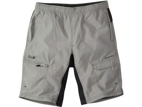 MADISON Freewheel men's shorts, cloud grey