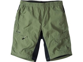 MADISON Freewheel men's shorts, olive green