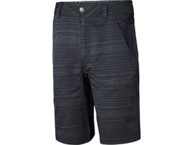 MADISON Roam men's shorts pinned stripes black/phantom