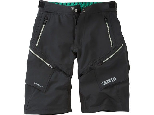 MADISON Zenith men's shorts, black click to zoom image