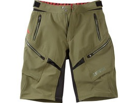 MADISON Zenith men's shorts, dark olive