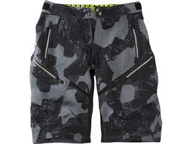 MADISON Zenith men's shorts, grey camo