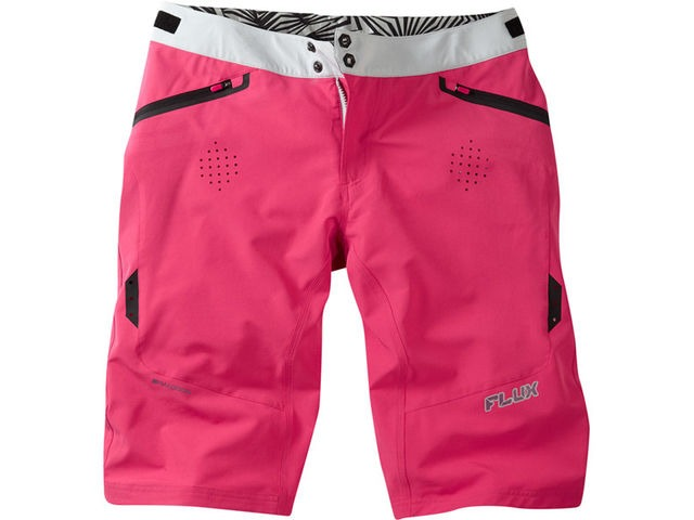 MADISON Flux women's shorts, rose red click to zoom image