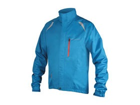 ENDURA Gridlock II Waterproof Jacket Ultra Marine