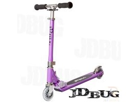 JDBUG ORIGINAL STREET SCOOTER - PURPLE MATT