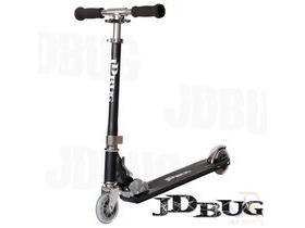 JDBUG ORIGINAL STREET SCOOTER - MATT BLACK