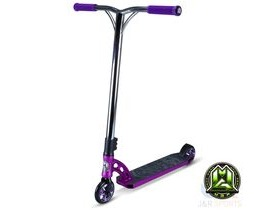 MADD MGP VX 7 TEAM EDITION PURPLE with CHROME BARS