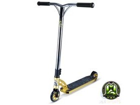 MADD MGP VX 7 TEAM EDITION GOLD with CHROME BARS