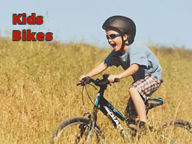 Childrens Bikes